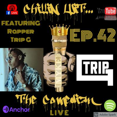 Cover art for 🔥🔥CHiLLiN WiT. . ⭐Myke The Comedian⭐ 🚨Ep.42🚨