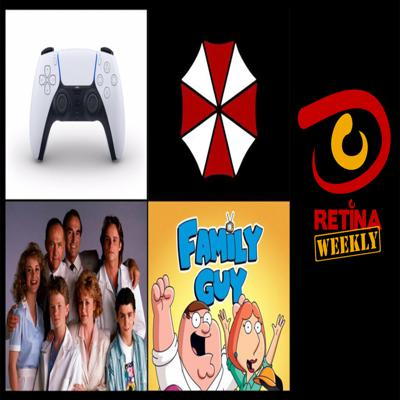 Cover art for Retina: Weekly #30 - Playstation 5, Resident Evil 8 and Doogie Howser