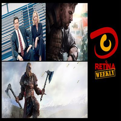 Cover art for Retina: Weekly #33 - Assassins Creed - Valhalla, Bad Education and Extraction