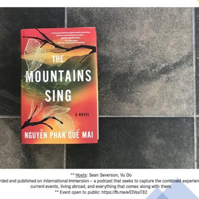 The Mountains Sing Collaborative Event (Q & A Only)