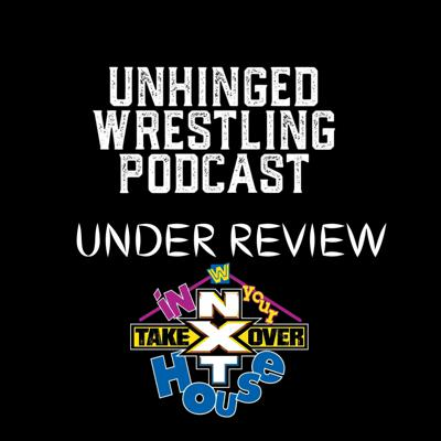 Cover art for Under Review: NXT Takeover: In Your House