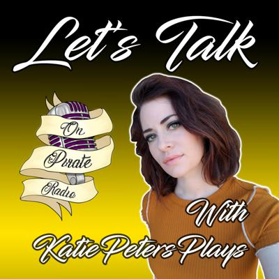 Cover art for Let's Talk - ft. KatiePetersPlays