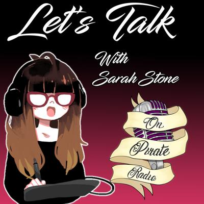 Cover art for Let's Talk - ft. Sarah Stone