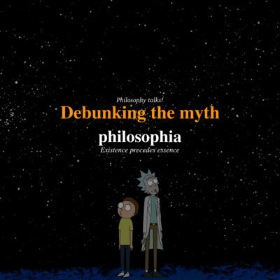 Cover art for Debunking the myth