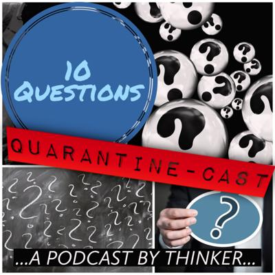 Cover art for S2E24: The Quarantine-Cast Series - Infosystir and Cxstephens...have their party crashed...