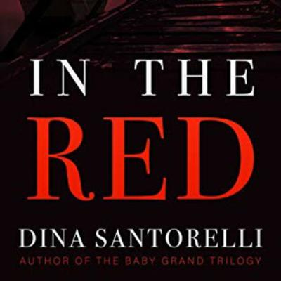 Cover art for IN THE RED BY DINA SANTORELLI