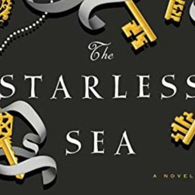 Cover art for The Starless Sea by Erin Morgenstern