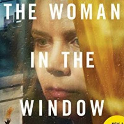 Cover art for The Woman in the Window by AJ Finn