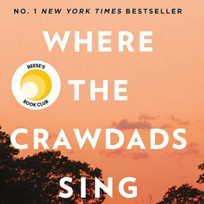 Cover art for Where the Crawdads Sing