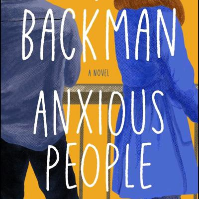 Cover art for Anxious People by Fredrik Backman