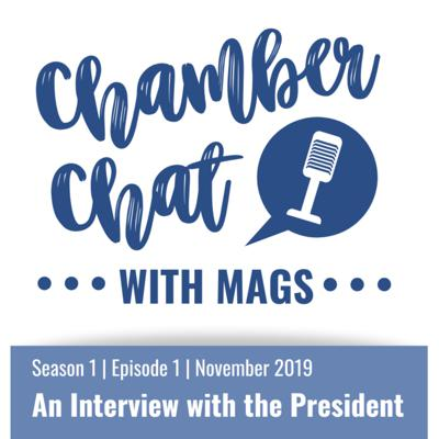 Cover art for Episode 1: An Interview with the President