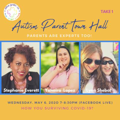 Cover art for Autism Parent Town Hall (Take 1 Special Edition)