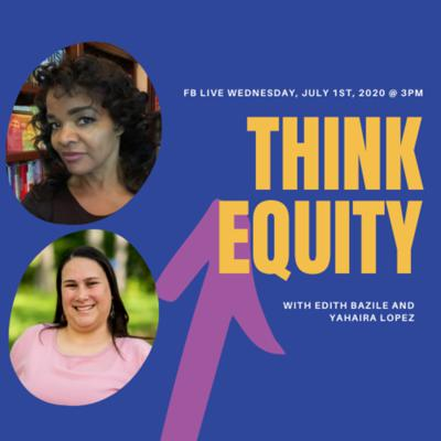 Cover art for Think Equity w/ Edith Bazile