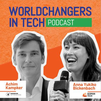 Cover art for THE FUTURE OF MADE IN GERMANY - Calling Engineers to the Frontlines   GERMANTECH: WORLDCHANGERS IN TECH