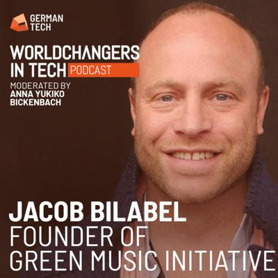 Cover art for How clean can music be? w/ Founder & CEO of Green Music Initiative: Jacob Sylvester Bilabel