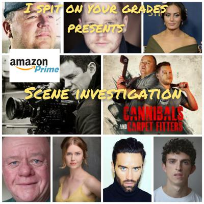 Cover art for Prime Scene Investigation : Cannibals and Carpet Fitters