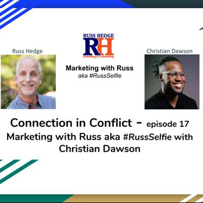 Cover art for Connection in Conflict - Christian Dawson of NW University