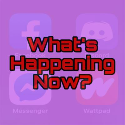 Cover art for What's Happening Now?