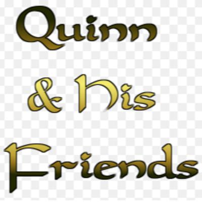 Cover art for Quinn and His Friends - Interpreter of Maladies
