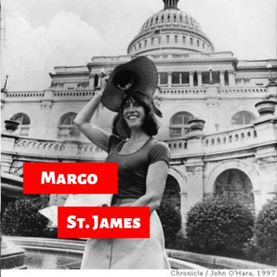 Cover art for Whores, Sluts, and She-Devils: Margo St. James