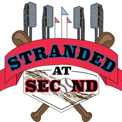 Cover art for Stranded at Second (6/3/21): Mike from Stark Raving Sports Interview