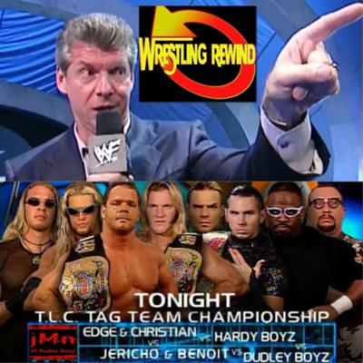 Cover art for WRESTLING REWIND (MAY 27, 2020) - WWF SMACKDOWN (MAY 24, 2001)