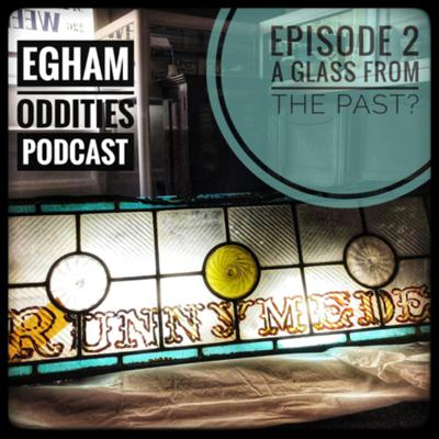 Cover art for Oddity 2: A Glass from the Past?