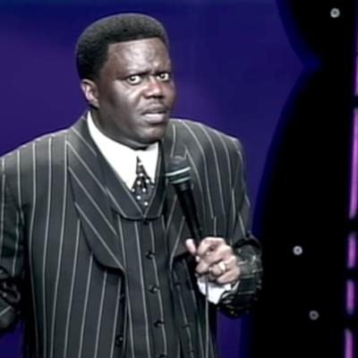 Cover art for Best of Bernie Mac Stand-up Comedy Special