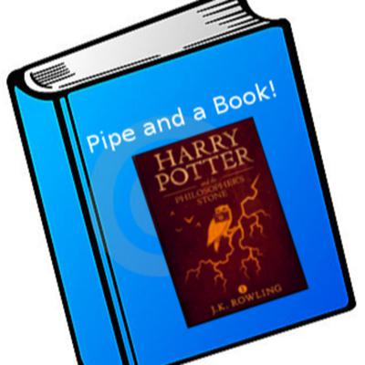 Cover art for PIpe and a Book: Harry Potter and the Philosepher's Stone