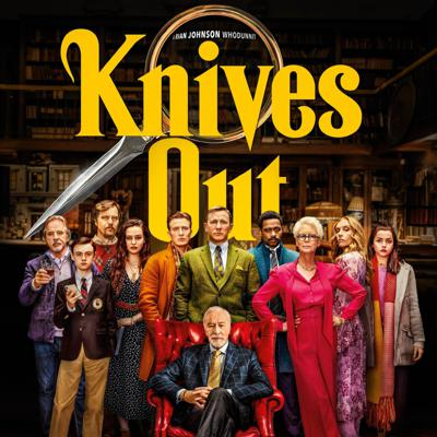 Cover art for Knives Out