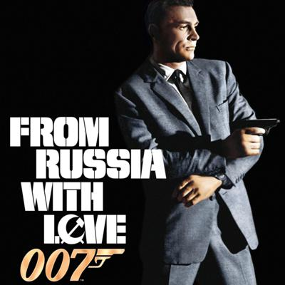 Cover art for From Russia with Love