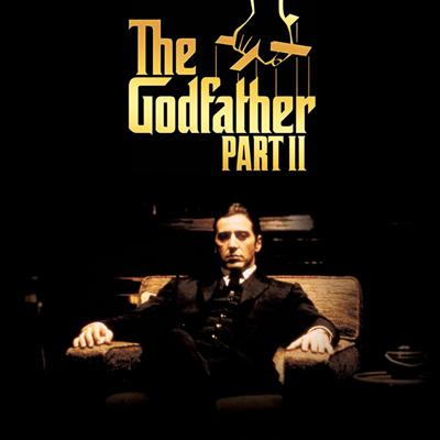 Cover art for The Godfather Part II
