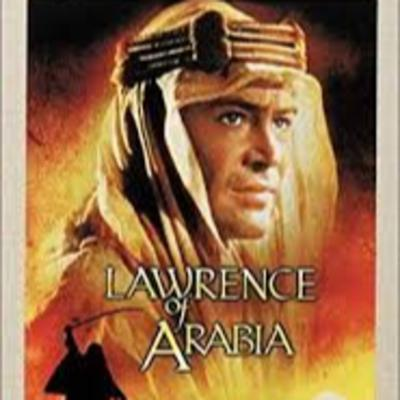 Cover art for Lawrence of Arabia