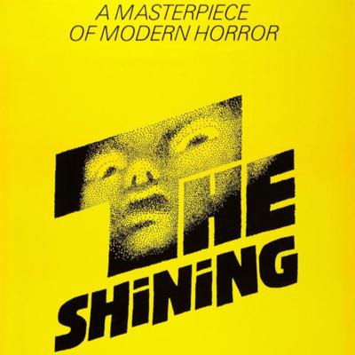 Cover art for The Shining