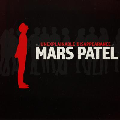 Cover art for Mars Patel