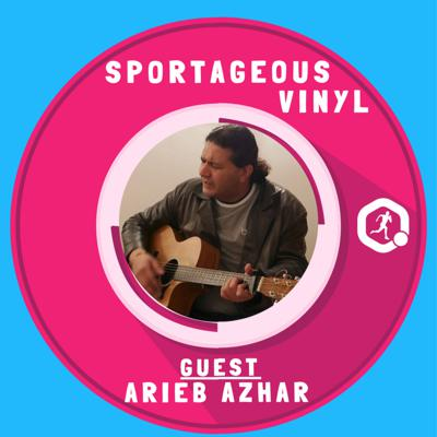 Cover art for Arieb Azhar: upcoming music, defining the new age musician & the music-sports conversation