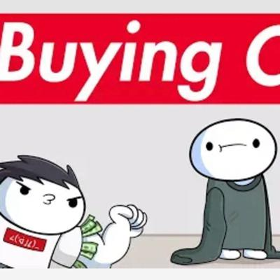 Cover art for Odd1sout on Buying clothes
