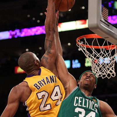 Cover art for 2010 Lakers & Celtics vs. Today's NBA   Episode #6   Discusshane