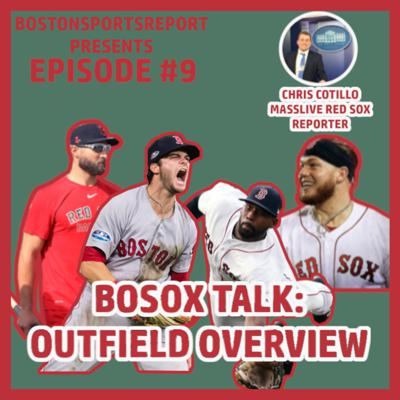 Cover art for OUTFIELD OVERVIEW W/ MASSLIVE REPORTER CHRIS COTILLO
