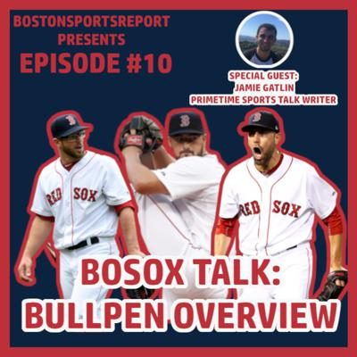 Cover art for BULLPEN OVERVIEW W/ SPECIAL GUEST JAMIE GATLIN FROM PRIMETIME SPORTS TALK