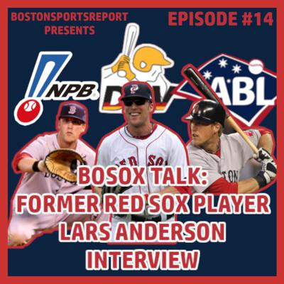Cover art for LARS ANDERSON INTERVIEW