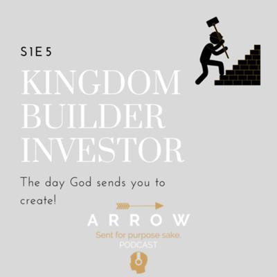 Cover art for Kingdom Builder Investor: The day God sent me to create!