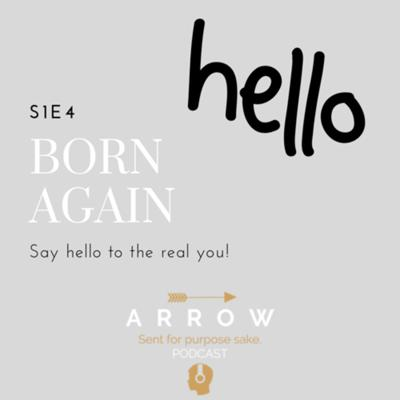 Cover art for Born Again: Say hello to the real you!