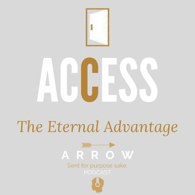 Cover art for S2E3: Access: The Eternal Advantage Book Preview