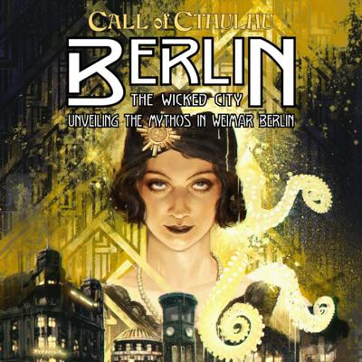 Cover art for Podcast 96 - Where Patrick Interviews David Larkins about Berlin: the Wicked City
