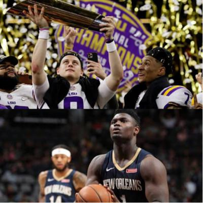 CFP National Championship Recap / The Debut of Zion Williamson