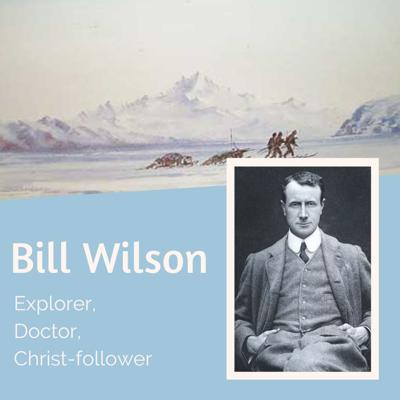 Cover art for Bill Wilson 2 (Wed): the power of a smile