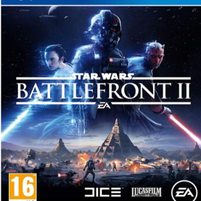 Cover art for Battlefront ll Gameplay and Talking With The Host Max.