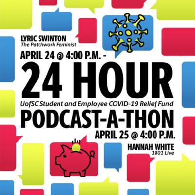 Cover art for UofSC Talk: Covid Relief Podcast-A-Thon