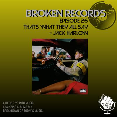 Cover art for Broken Records: That's What They All Say